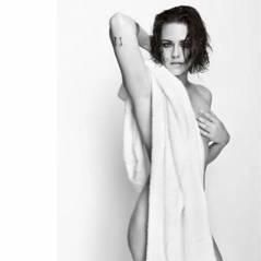 Kristen Stewart aparece nua em ensaio fotográfico, após famosos como Justin Bieber e Cauã Reymond