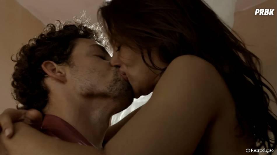 """Em """"Amores Roubados"""", Leandro (Cauã Reymond) vive romances tórridos!"""