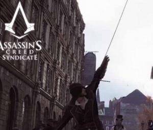"""Em """"Assassin's Creed: Syndicate"""": o gancho faz toda didferença na jogabilidade"""