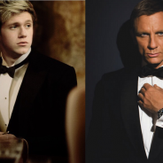 One Direction no cinema? Niall Horan pode viver James Bond nas telonas e Daniel Craig apoia a ideia!