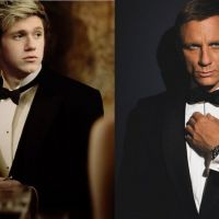 One Direction no cinema? Niall Horan pode viver James Bond nas telonas e Daniel Craig apoia a ideia!