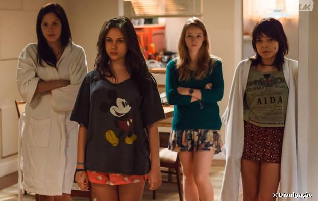 """""""Confissões de Adolescente"""" conta a história de quatro irmãs"""
