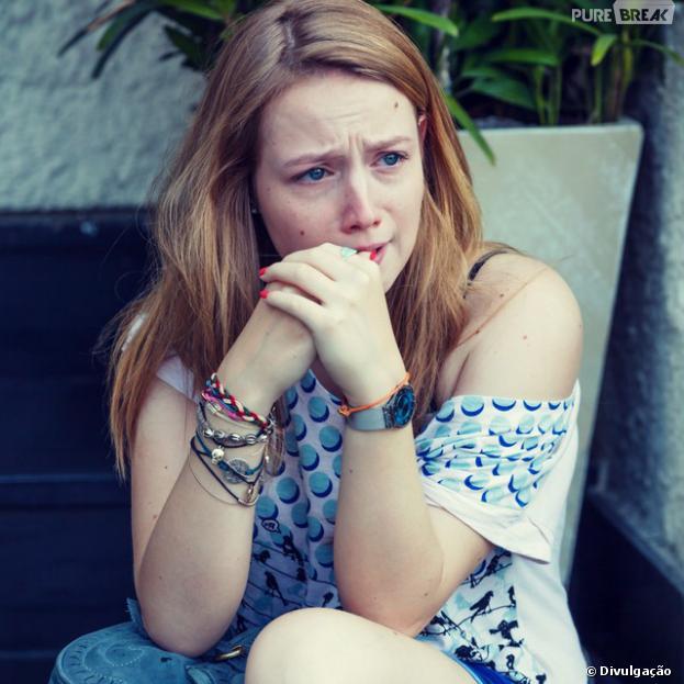 """Malu Rodrigues vive Alice, uma menina que quer perder a virgindade em """"Confissões de Adolescente"""""""
