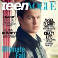 Ansel Elgort já estampou a capa da revista Teen Vogue