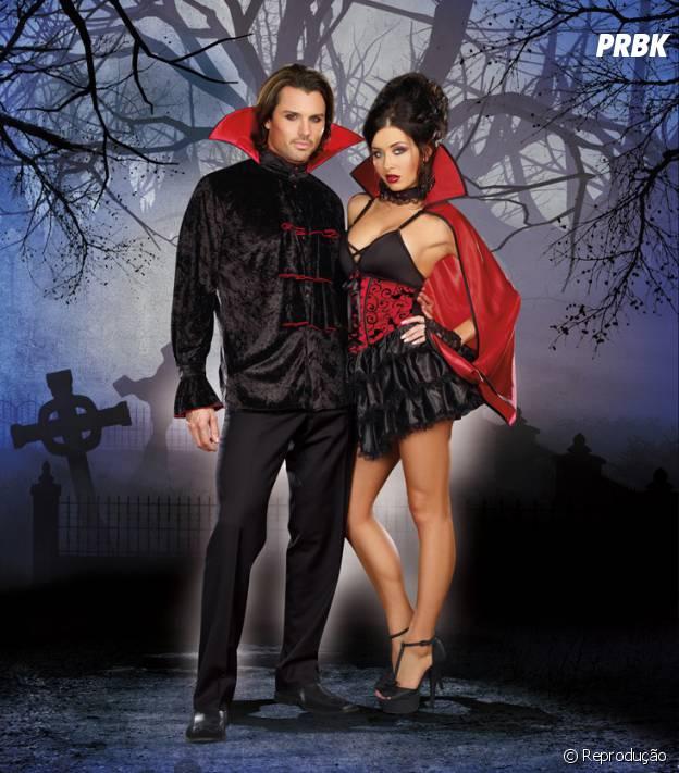 Os mais sedutores e misteriosos do Halloween são os vampiros, que tem tudo a ver com Escorpião