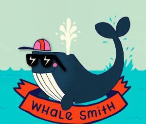 Será que Will Smith gostou da brincadeira com Whale Smith? Mas que ele ficou uma baleira super gangsta, ele ficou!