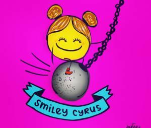 Miley Cyrus recebeu um dos apelidos mais fofos: Smiley Cyrus