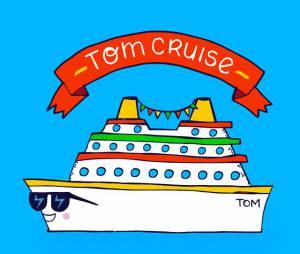 Que tal uma viagem no cruzeiro Tom Cruise?