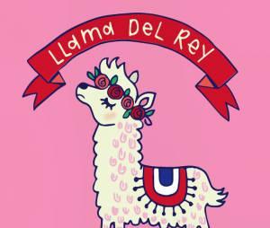 Llama Del Rey ficou tão bonita quanto a Lana Del Rey, né?