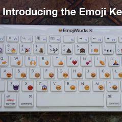 Teclado feito só com emojis é lançado para Mac, Windows 10 e iOS!