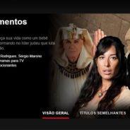 """Na Netflix: Novela """"Os Dez Mandamentos"""" será exibida no serviço de streaming assim que acabar!"""