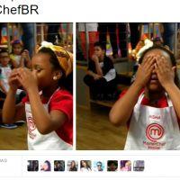 """No """"MasterChef Júnior"""": Eliminação de Aisha rende memes indignados na web! Confira os mais hilários"""