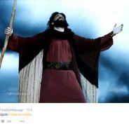 """Novela """"Os Dez Mandamentos"""": abertura do Mar Vermelho vira meme nas redes sociais. Confira!"""