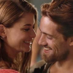 """Te contei? Novela """"Além do Tempo"""": Lívia e Felipe se declaram, mas são surpreendidos por Pedro!"""