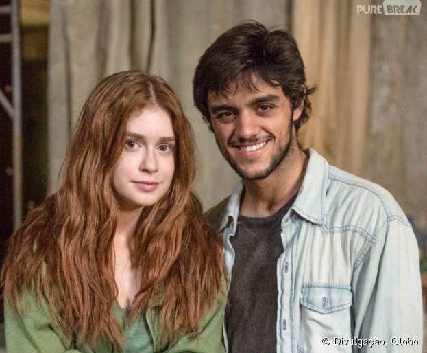 """Marina Ruy Barbosa interpreta a mocinha Eliza, em """"Totalmente Demais"""""""