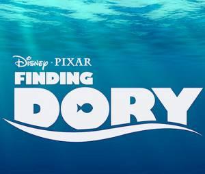 """Cartaz animado de """"Procurando Dory"""""""