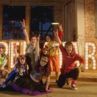 """Novela """"Cúmplices de um Resgate"""": Larissa Manoela e banda gravam clipe para a música """"Superstar""""!"""