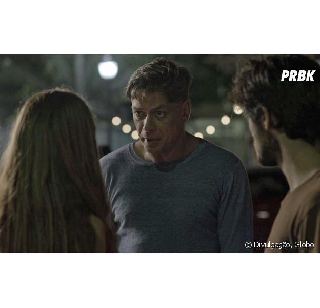 """Em """"Totalmente Demais"""": Arthur (Fábio Assunção) faz proposta para Eliza (Marina Ruy Barbosa)!"""