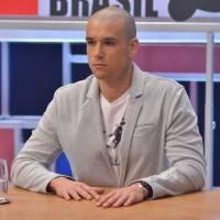 """De """"Os Dez Mandamentos"""", Sérgio Marone participa do reality show """"Batalha dos Confeiteiros Brasil"""""""