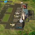 """Para começar a construir seu bairro londrino em """"SimCity Buildit"""", basta clicar no aeroporto"""