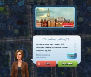 """Em """"SimCity Buildit"""": novo sistema de conquistas é adicionado ao game!"""