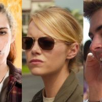Kristen Stewart, Emma Stone e outros astros estão presentes nos maiores fracassos do cinema em 2015!