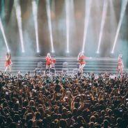Fifth Harmony se apresenta com uma integrante a menos e comete série de gafes!