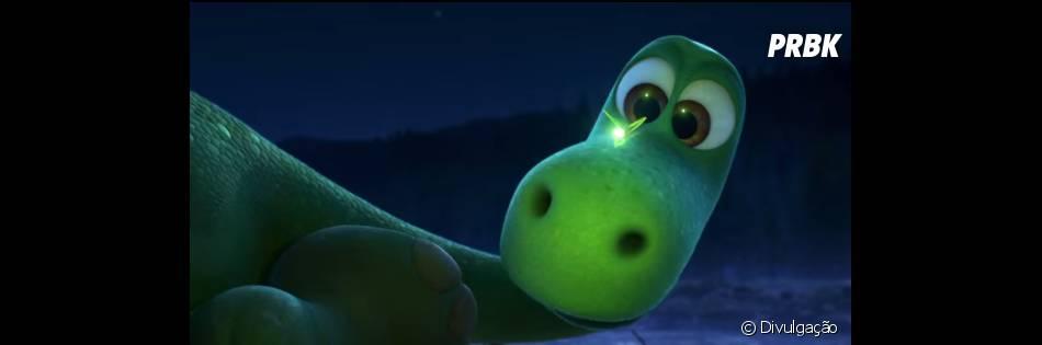 """""""O Bom Dinossauro"""" foi o segundo filme mais assistido nos Estados Unidos no último final de semana"""