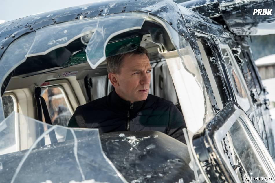 """""""007 Contra Spectre"""" caiu para a quarta posição no ranking de filmes mais assistidos nos EUA"""