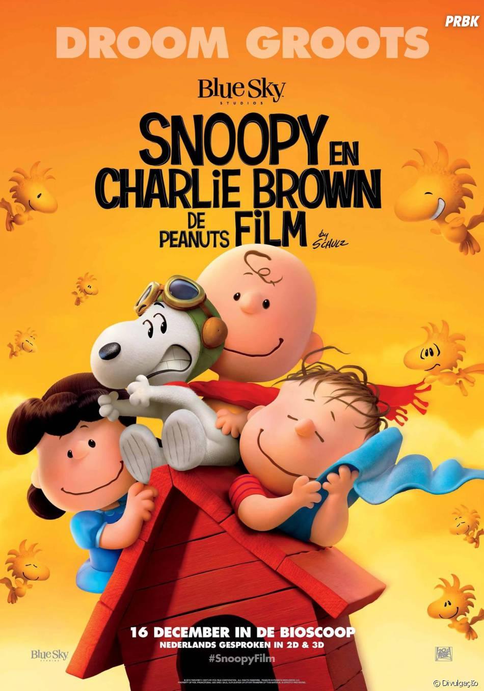 """Snoopy & Charlie Brown - Peanuts, O Filme"" conta com trilha sonora de Meghan Trainor"