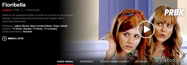 "Novelas na Netflix: ""Floribella"""