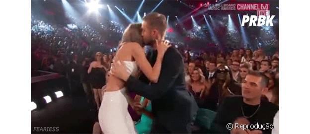 Taylor Swift e Calvin Harris