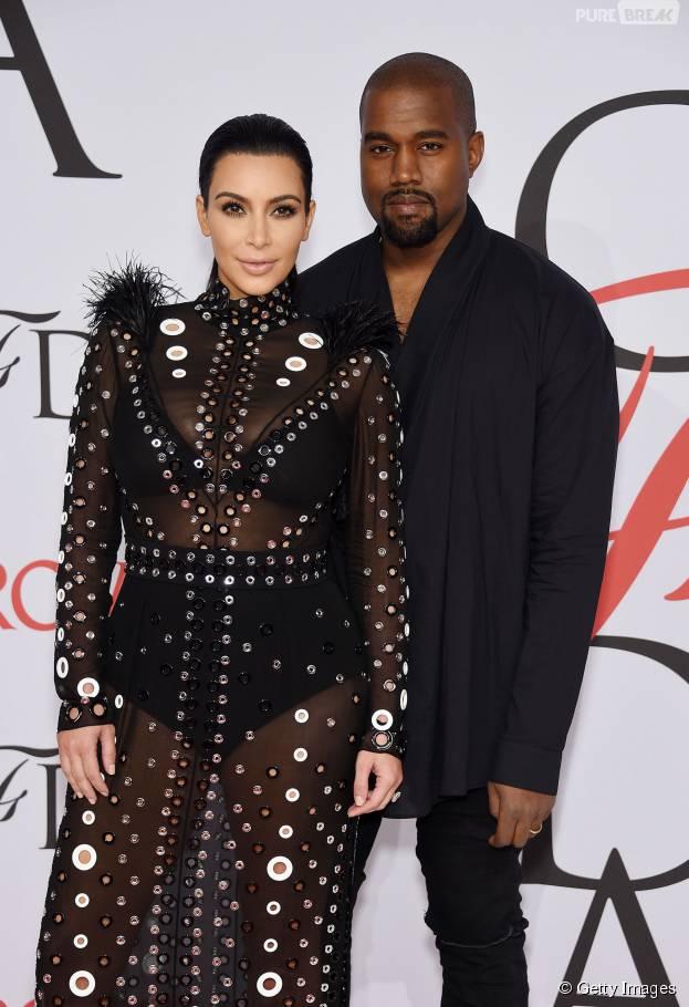 Kim Kardashian dá a luz ao seu segundo filho de Kanye West