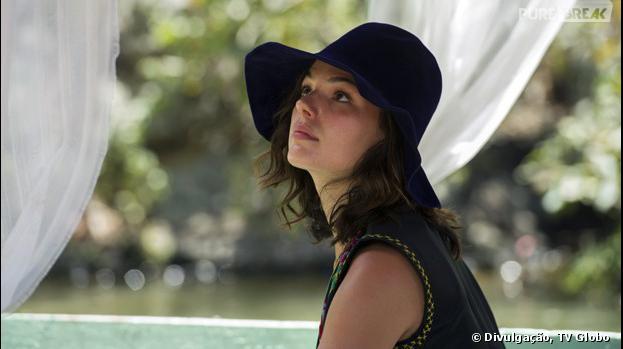 """Em """"Amores Roubados"""", Antônia (Isis Valverde) vai surtar ao descobrir a traição de Leandro (Cauã Reymond)"""
