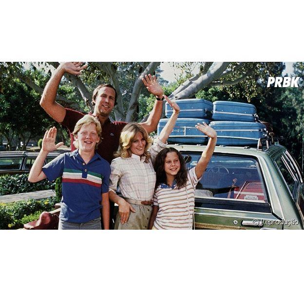 10 coisas que acontecem em toda viagem de família