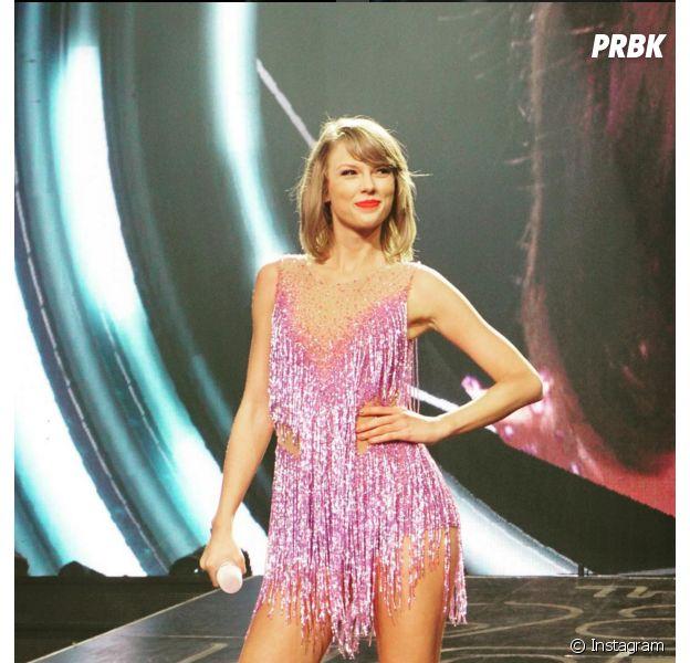 Taylo Swift anunciou uma surpresa envolvendo a Apple Music em seu Twitter!