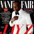 """O rapper Jay-Z estampa a capa de novembro da revista """"Vanity Fair"""""""