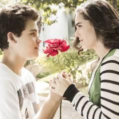 """Lívian Aragão e Gabriel Kaufmann, de """"Malhação"""", fazem ensaio fofo e falam sobre 1º beijo Artulia!"""
