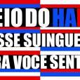 """A cantora Claudia Leitte revela lyric vídeo de""""Dekole"""" com o haitiano J.Perry"""