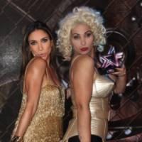 """Valesca Popozuda se transforma em Madonna para o """"Máquina da Fama"""" e comemora: """"grande diva do pop"""""""