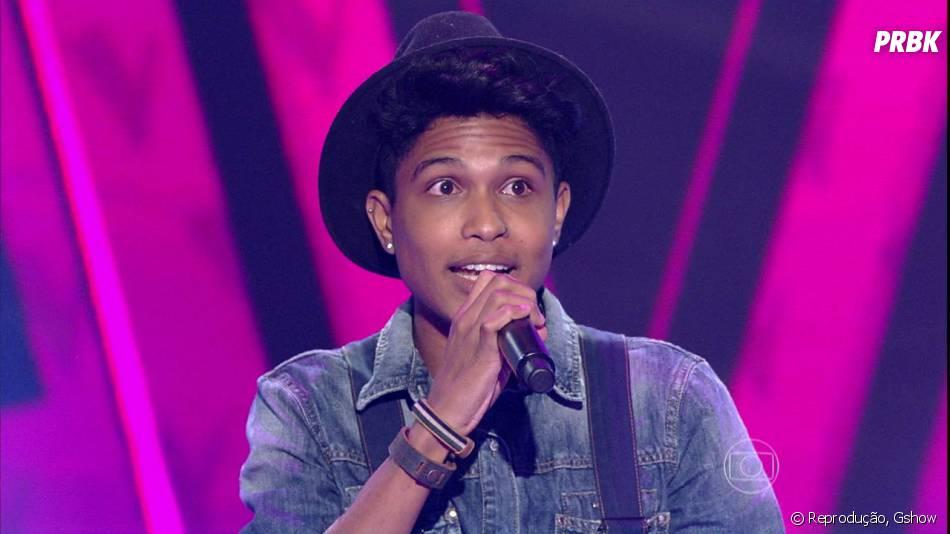 """Junior Lord chega a final do """"The Voice Brasil"""" com fortes chances de vitória"""