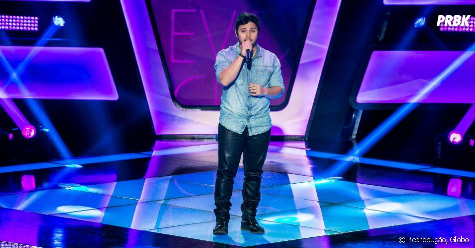 "No ""The Voice Brasil"": Renato Vianna é o candidato de Michel Teló na final do reality"