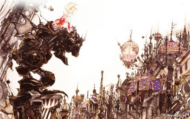 """""""Final Fantasy VI"""" é um clássico dos anos 90"""