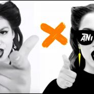Anitta e MC Melody na maior treta? Funkeira mirim anuncia hit com a cantora e gera polêmica na web!