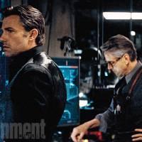 "De ""Batman Vs Superman"": batcaverna high-tech e mordomo Alfred prometem dar o que falar no filme"