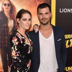 "Kristen Stewart e Taylor Lautner, de ""Crepúsculo"", se reencontram para um jantar"