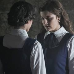 """Em """"Ligações Perigosas"""": Cecília dá beijo em Sofia, Isabella Santoni em cenas quentes e mais!"""