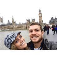 """Isabella Santoni, de """"Ligações Perigosas"""", e Lucas Wakin ainda curtem viagem romântica na Europa!"""