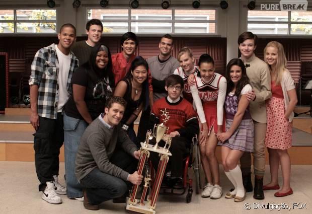 """De """"Glee"""": saiba por onde andam os atores da série!"""