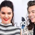 Segundo Khloé Kardashian, Kendall Jenner e Harry Styles, do One Direction, estão juntinhos